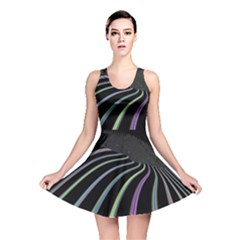 Graphic Design Graphic Design Reversible Skater Dress