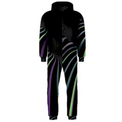 Graphic Design Graphic Design Hooded Jumpsuit (men)