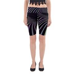 Graphic Design Graphic Design Yoga Cropped Leggings
