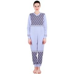 Blue Modern Onepiece Jumpsuit (ladies)