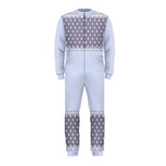 Blue Modern Onepiece Jumpsuit (kids)