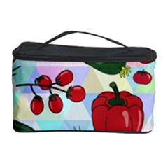 Vegetables Cucumber Tomato Cosmetic Storage Case