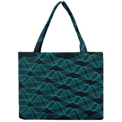 Pattern Vector Design Mini Tote Bag