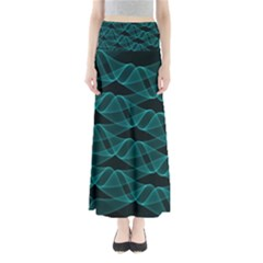 Pattern Vector Design Maxi Skirts