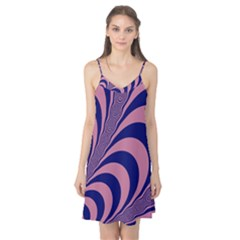 Fractals Vector Background Camis Nightgown