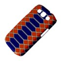 Pattern Design Modern Backdrop Samsung Galaxy S III Classic Hardshell Case (PC+Silicone) View4