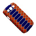 Pattern Design Modern Backdrop Samsung Galaxy S III Classic Hardshell Case (PC+Silicone) View5