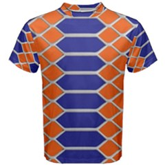Pattern Design Modern Backdrop Men s Cotton Tee