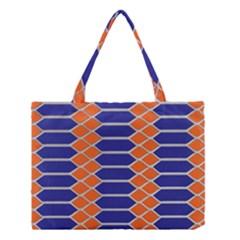 Pattern Design Modern Backdrop Medium Tote Bag