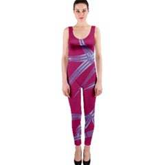 Background Vector Texture Pattern OnePiece Catsuit
