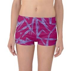 Background Vector Texture Pattern Boyleg Bikini Bottoms