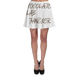 Choc Lab Fancier Skater Skirt