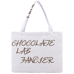 Choc Lab Fancier Mini Tote Bag