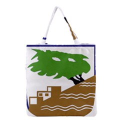Coat of Arms of Holon  Grocery Tote Bag