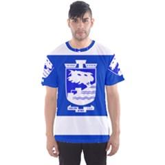 Flag of Holon  Men s Sport Mesh Tee
