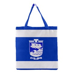 Flag of Holon  Grocery Tote Bag