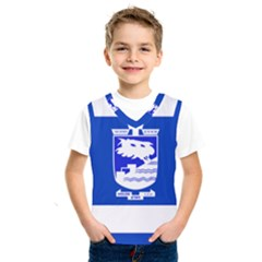 Flag of Holon  Kids  SportsWear