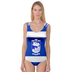 Flag of Holon  Princess Tank Leotard
