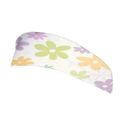 Beautiful spring flowers background Stretchable Headband