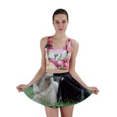 I Love My Labs W Pic Mini Skirt