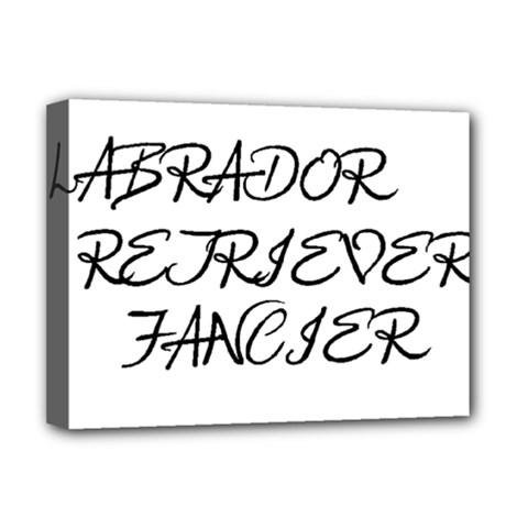 Lab Fancier Deluxe Canvas 16  x 12