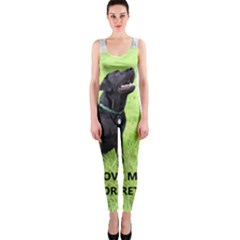 Lab Love W Pic OnePiece Catsuit