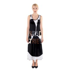 Lab Name Mega Paw Sleeveless Maxi Dress