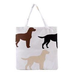 Lab Silos Grocery Tote Bag