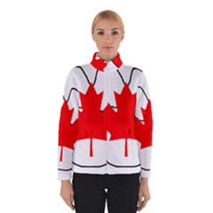 Mega Paw Canadian Flag Winterwear
