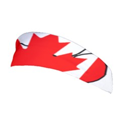Mega Paw Canadian Flag Stretchable Headband