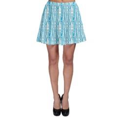 Geometric Pattern 194 V3 170321 Skater Skirt