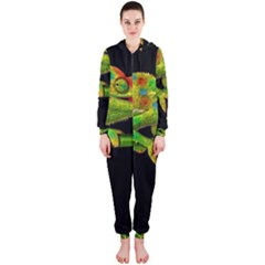Chameleons Hooded Jumpsuit (Ladies)