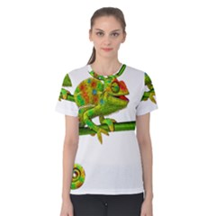 Chameleons Women s Cotton Tee
