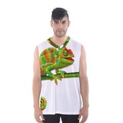 Chameleons Men s Basketball Tank Top