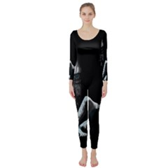 The Ring Long Sleeve Catsuit