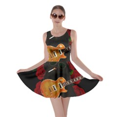 Puli dog - Slash  Skater Dress