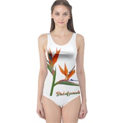 Bird Of Paradise One Piece Swimsuit