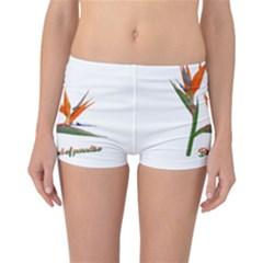 Bird Of Paradise Reversible Bikini Bottoms