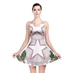 Emblem of Italy Reversible Skater Dress