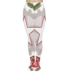 Emblem of Italy Women s Tights
