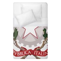 Emblem of Italy Duvet Cover (Single Size)