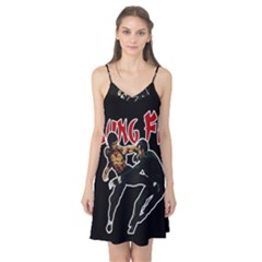 Kung Fu  Camis Nightgown