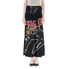 Kung Fu  Maxi Skirts