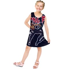 Kung Fu  Kids  Tunic Dress