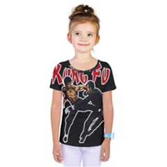 Kung Fu  Kids  One Piece Tee