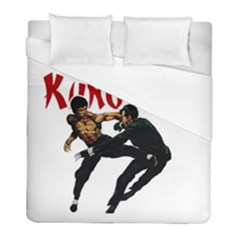 Kung Fu  Duvet Cover (Full/ Double Size)