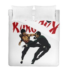 Kung Fu  Duvet Cover Double Side (Full/ Double Size)