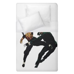 Kung Fu  Duvet Cover (Single Size)