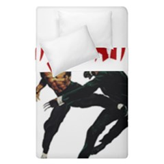 Kung Fu  Duvet Cover Double Side (Single Size)