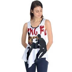 Kung Fu  Sleeveless Tunic